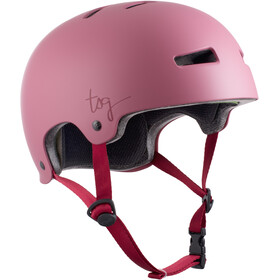 TSG Evolution Solid Color Helmet Women satin sakura